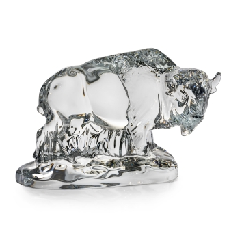 Crystal bison