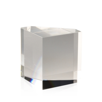 Tall Rainbow Crystal