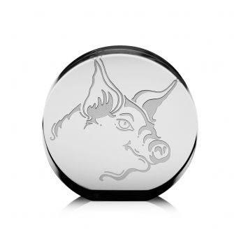 Chinese Zodiac Disc 2019 - Year of the Pig